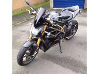 Ducati Streetfighter S - 1099 Black