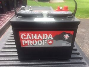 Deep Cycle Marine or Rv Battery 12volt