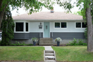 Lakeview - Double Garage, Perfect for Basement Suite