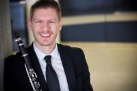 Clarinet lessons in Moncton/Dieppe/Riverview