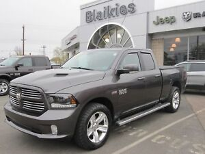 2015 Ram 1500 Sport | HEATED SEATS | BACK UP CAM | ONE OWNER |