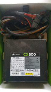 Corsair 75-001667 CX500 500W ATX Power Supply