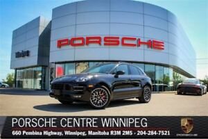 2017 Porsche Macan Turbo Certified Pre-Owned With Warranty Avail