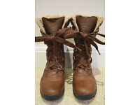 Timberland Women's Snow Boots - Mount Hope Mid - UK Size 4