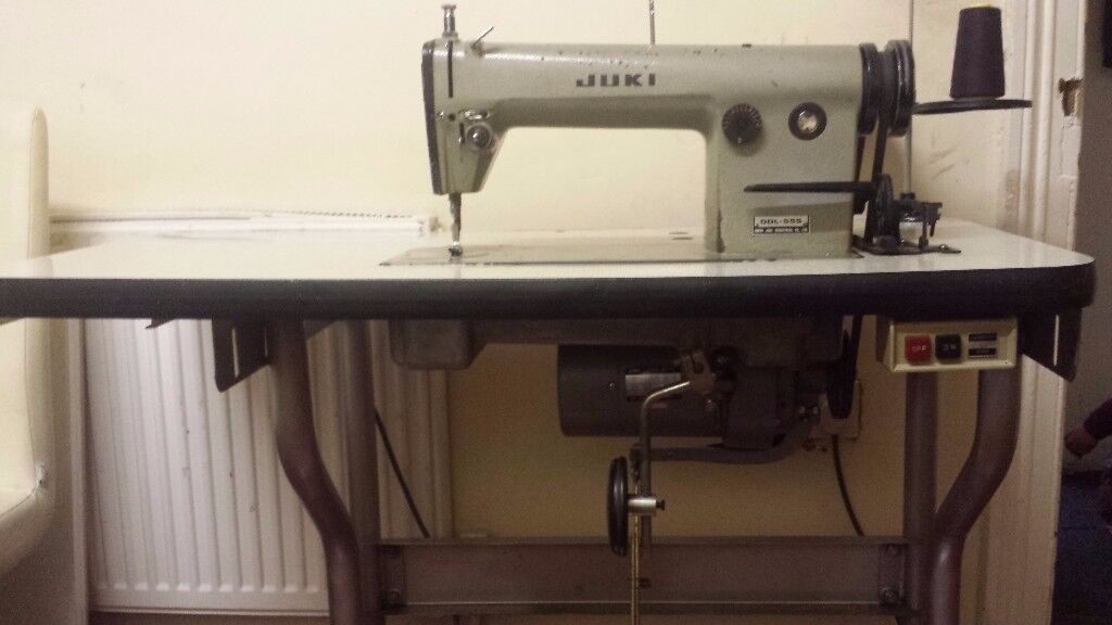JUKI HEAVY DUTY INDUSTRIAL SEWING MACHINE In Bradford West Mesmerizing Juki Heavy Duty Sewing Machine