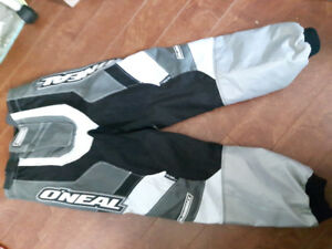 New O'neal elements motocross racing pants
