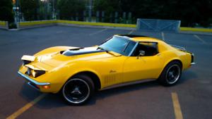 1972 Corvette 454