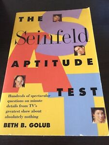 The Seinfeld Aptitude Test