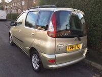 2005 TOYOTA YARIS VERSO 1,3 PETROL , REMOTE CETRAL LOCKING