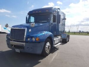 Freightliner Century 2007 with C15 CAT engine for SALE