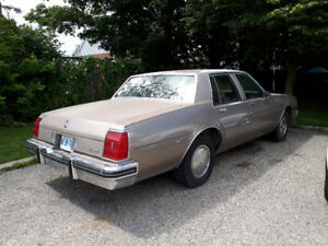 1983 Oldsmobile Eighty-Eight Sedan