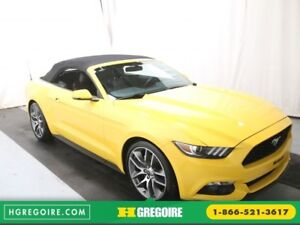 2016 Ford Mustang EcoBoost Premium CUIR