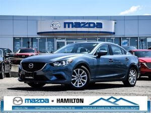 2014 Mazda MAZDA6 GX- BLUETOOTH, CRUISE CONTROL!