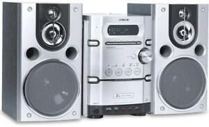 Sony CMT-HPX9 CD/tape/AM/FM micro system