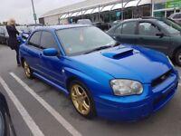 Subaru impreza wrx 262bhp sti rep, swap px bmw diesel or 330c