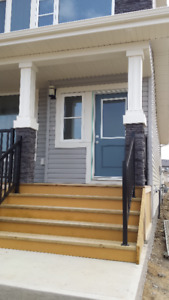 BRAND NEW HOME.  Main and second floor Spruce Grove