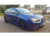 2007 FORD FOCUS ST-2 5 MOUNTUNE PERFORMANCE RUNNING 260BHP WITH PROOF PX SWAP WELCOME