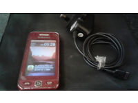Samsung GT-5230 Mobile Phone & Charger - Delivery possible