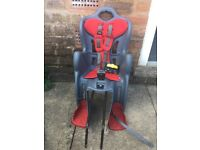 Bike child's seat up to 22 kg