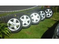 renoult alloys wheels