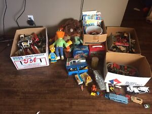 Collectable Toy sale this weekend in Okotoks
