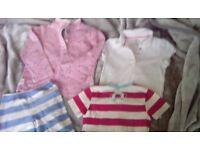 Joules girls clothes age5-6yo