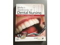 Mosby's dental nursing book