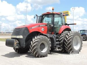 2013 Case IH Magnum 290 MFWD Tractor - Powershift, dlx cab, GPS