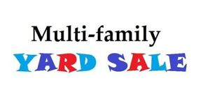 Wallace Point Rd Multi Family Yard Sale