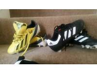 Football boots & Rugby boots