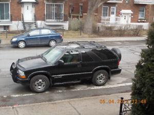2002 Chevrolet Blazer VUS