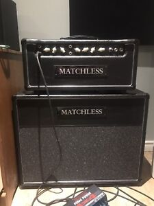 Matchless hc30 and ESD cabinet