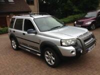 LOW MILEAGE 4X4 LONG MOT IN LOVELY CONDITION