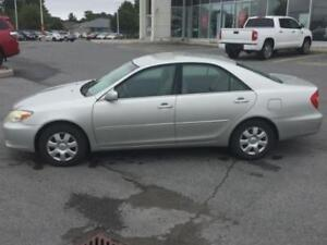 2004 Toyota Camry Automatic Certified