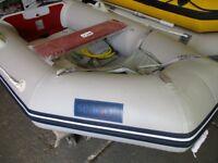 new seago ranger240 airdeck