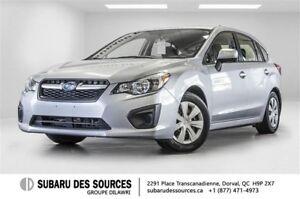 2013 Subaru Impreza 5Dr Base at $113.19 / 2 Semaines