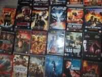 100 origional dvds