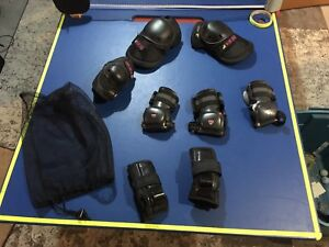 Protective Gear Rollerblading Kit