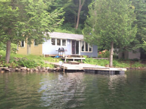 Enjoy a real Canadian cottage experience! Marble Lake