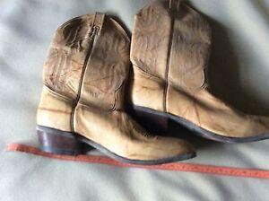 brand new cowboy boots