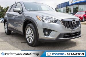 2014 Mazda CX-5 GS|ROOF|NAVI|BACKUP CAM|HTD SEATS|PWR SEAT|ALLOY