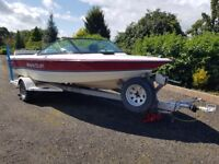 Mastercraft Prostar 190 with LPG Conversion -Low hours-