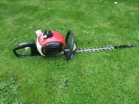 Sovereign petrol hedge cutter
