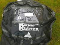 Oxford bike cover