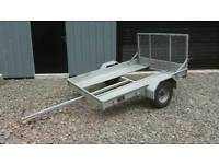 Quad bike trailer (hudson made trailer)