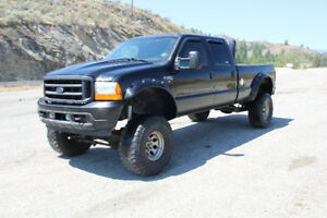 FORD F350 7.3 DIESEL FOR SALE OSOYOOS