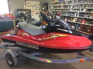 Parting Out sea doo 951