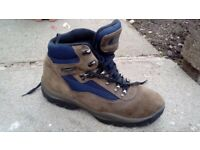 Coleman hiking boots men size 7
