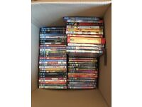 Collection of 67 Kids DVDs