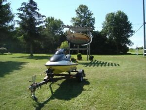 Bombarier Seadoo HX 1995 720cc single seater without trailer